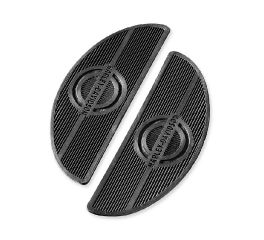 Harley-Davidson® Old-Style Replacement Footboard Mats 50614-40TA