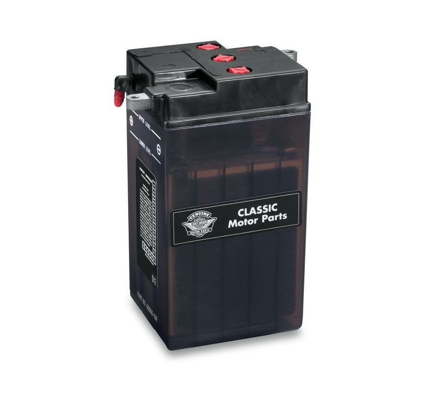 Harley Davidson Battery >> 66006 29f Harley Davidson 6v Conventional Battery Chester