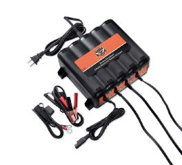 Harley-Davidson® 1.25 AMP Battery Charging Station 99847-09