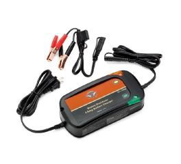 Harley-Davidson® 5 Amp Weather-Resistant Battery Tender Charger 66000041