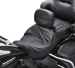 Harley-Davidson® Touring Seat Rain Cover with Rider Backrest 52952-97