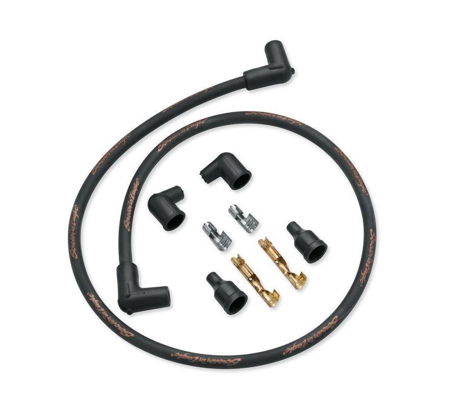 Harley-Davidson® Screamin' Eagle 10mm Phat Spark Plug Wires on