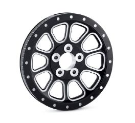 Harley-Davidson® Cut Back Gloss Black Billet Sprocket 42200001A