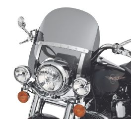 Harley-Davidson® Road King 14 in. H-D Detachables Wind Deflector 57357-07