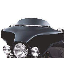 Harley-Davidson® Electra Glide 4 in. Black Wind Deflector 58204-98