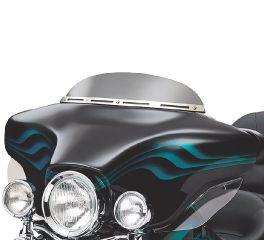 Harley-Davidson® Electra Glide 4 in. Dark Smoked Wind Deflector 58207-04