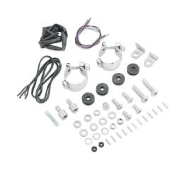 Harley-Davidson® Windshield Docking Hardware and Turn Signal Relocation Kit 58361-03