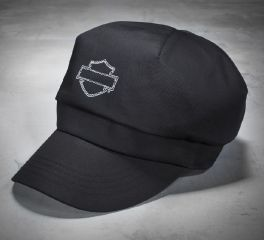 Harley-Davidson® Women's Spirited Biker Cap 99450-13VW