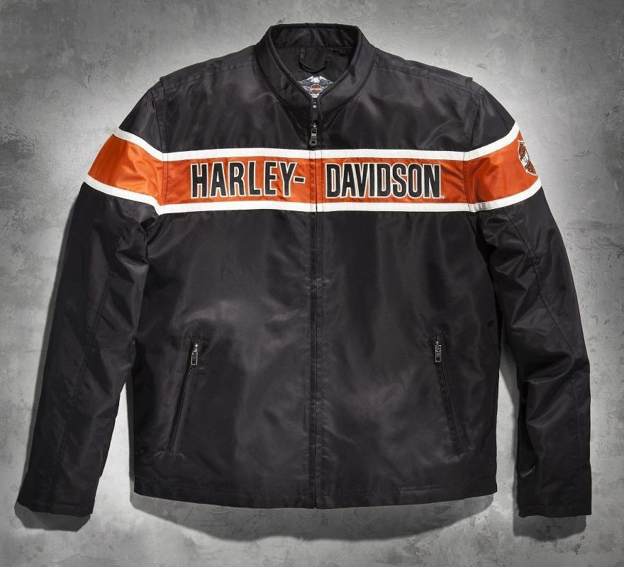 harley-davidson® men's generations jacket 98537-14vm | chester