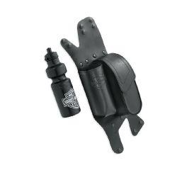 Harley-Davidson® Saddlebag Guard Bag with Water Bottle Holder, Right Side 93300060