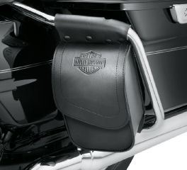 Harley-Davidson® Saddlebag Guard Bag, Left Side 93300063