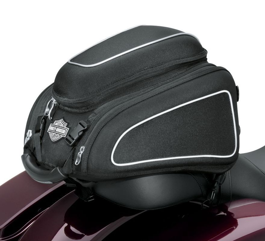 Premium Tail Bag 93300069a Chester Harley Davidson 174