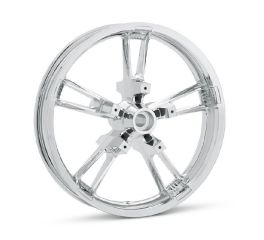 Harley-Davidson® Mirror Chrome Enforcer 19 in. Front Wheel 43300336