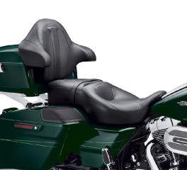Harley-Davidson® Harley Hammock Heated Rider and Passenger Touring Seat 52000177