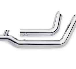 Harley-Davidson® Screamin' Eagle Chrome Fat Exhaust Heat Shield Kit 65400001