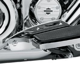 Harley-Davidson® Rider Footboard Heel Guard 50500225