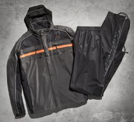 Harley-Davidson® Men's Brother's Ride Rainsuit 98300-14VM