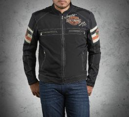 Harley-Davidson® Men's Smokin Outerwear Jacket 98548-14VM