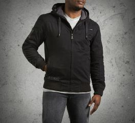 Harley-Davidson® Men's Machine Bolt Hooded Jacket 98551-14VM