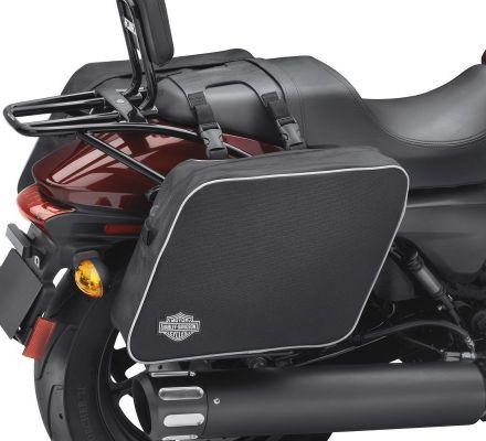 90200906 Harley Davidson 174 Throw Over Saddlebags