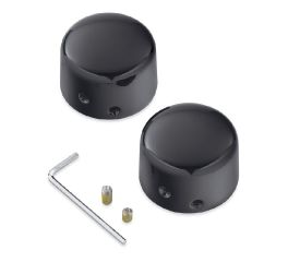 Harley-Davidson® Front Axle Nut Covers 43000026