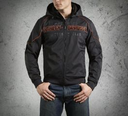 Harley-Davidson® Men's Idyll Performance Soft Shell Jacket 98555-15VM