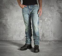 Harley-Davidson® Men's Modern Straight Leg Fit Jeans 99003-15VM