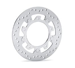 Harley-Davidson® Aggressor Polished Floating Brake Rotor 41500103