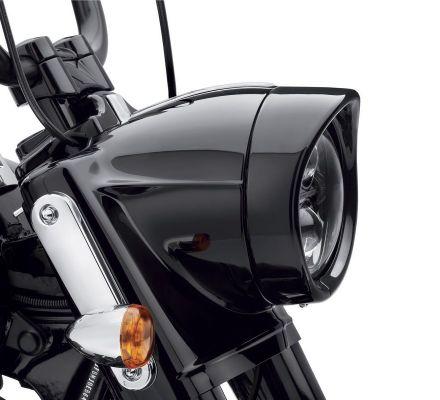 61400293 Harley Davidson 174 7 In Visor Style Headlamp