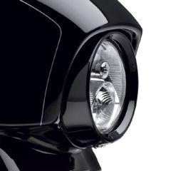 Harley-Davidson® 7 in. Headlamp Trim Ring 61400294