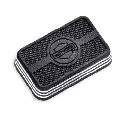 Harley-Davidson® Burst Collection Brake Pedal Pad - Small 50600140