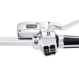 Harley-Davidson® Chrome Clutch Bracket and Master Cylinder Reservoir Kit 36700100