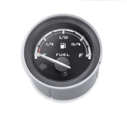 Harley-Davidson® Custom Face Gauges - Fuel Gauge 70900296