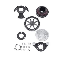 Harley-Davidson® Burst Collection Screamin' Eagle Performance Air Cleaner Kit 29400178