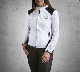 Harley-Davidson® Women's Callahan Mesh Riding Jacket 98092-15VW