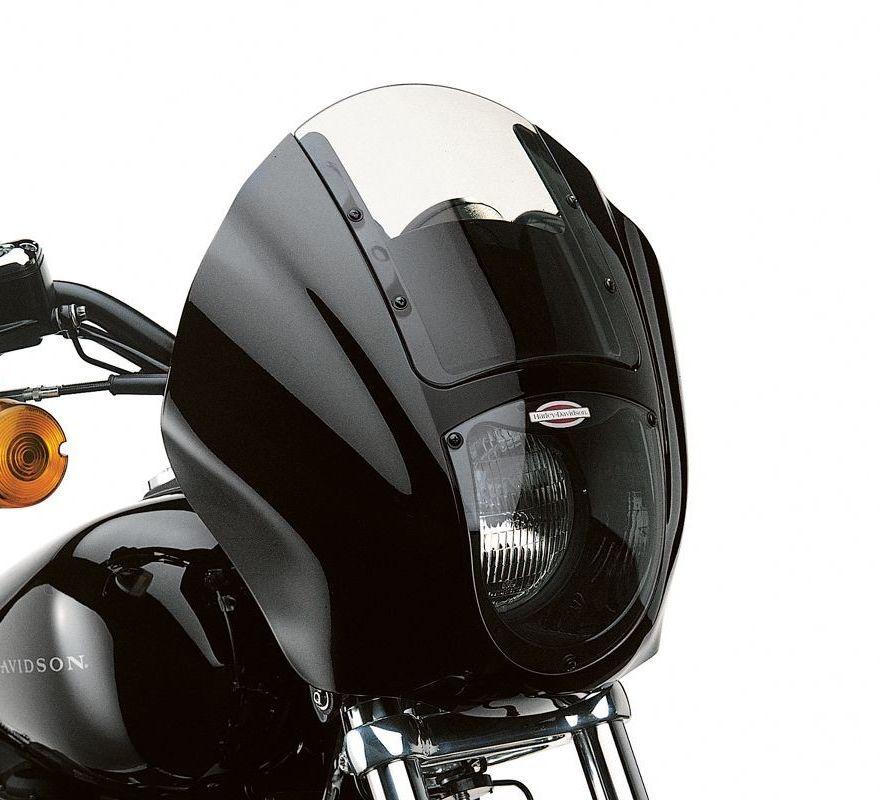 57070 97dh Harley Davidson 174 Color Matched Detachable