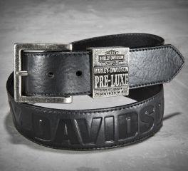 Harley-Davidson® Men's Pre-Luxe Belt 99528-11VM