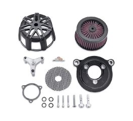 Harley-Davidson® Screamin' Eagle Chisel Extreme Billet Air Cleaner Kit 29400220
