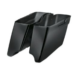 Harley-Davidson® Color-Matched Saddlebag Stretch Bottoms 90201078DH