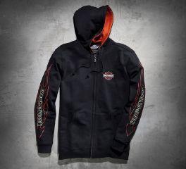 Harley-Davidson® Men's Flames Hoodie 99001-16VM