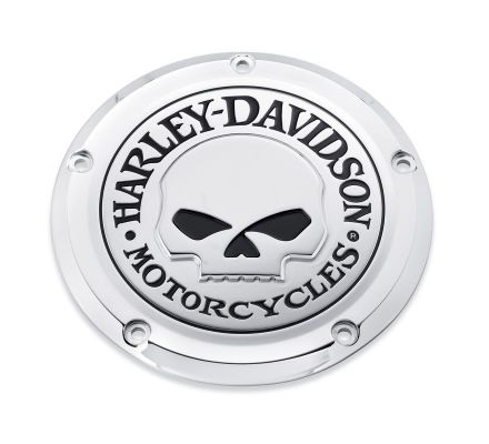 Harley-Davidson® Willie G Skull Derby Cover 25700469