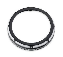 Harley-Davidson® Burst Headlamp Trim Ring 61400319
