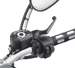 Harley-Davidson® Edge Cut Master Cylinder Cover 41700335