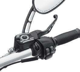 Harley-Davidson® Edge Cut Master Cylinder Cover 41700336