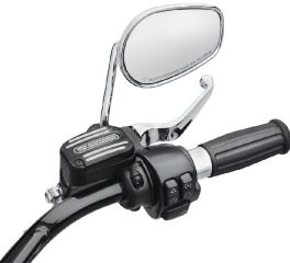 Harley-Davidson® Edge Cut Master Cylinder Cover 41700338