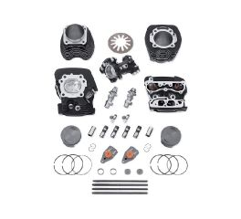 Harley-Davidson® Screamin' Eagle Bolt-On 110CI Stage V Tire Shredder Kit 92500038