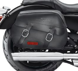 Harley-Davidson® Sportster® Leather Saddlebags 90201329