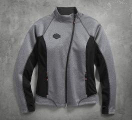 Harley-Davidson® Women's Mid-Layer Soft Shell Jacket 98565-16VW