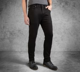 Men's Skinny Fit Black Label Jeans