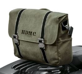 Harley-Davidson® HDMC Messenger Bag - Army Green 93300101